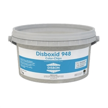 DISBOXID 948 COLOR CHIPS