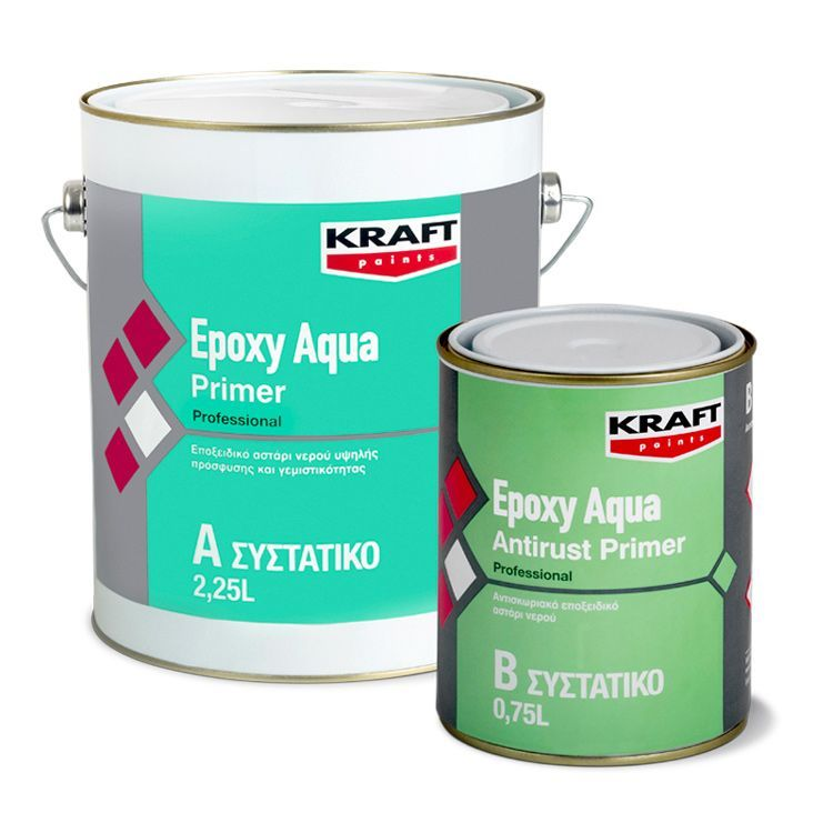 EPOXY AQUA ANTIRUST PRIMER