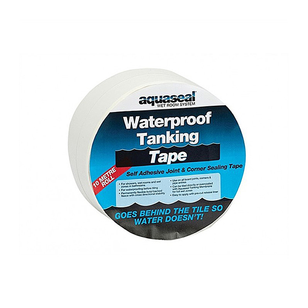 Aquaseal Waterproof Tanking Tape