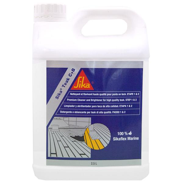 Sika® Teak Cleaner & Brightener