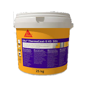 Sika® ThermoCoat-5 HS Silic