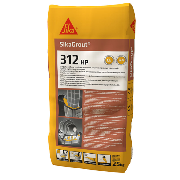 SikaGrout®-312 HP