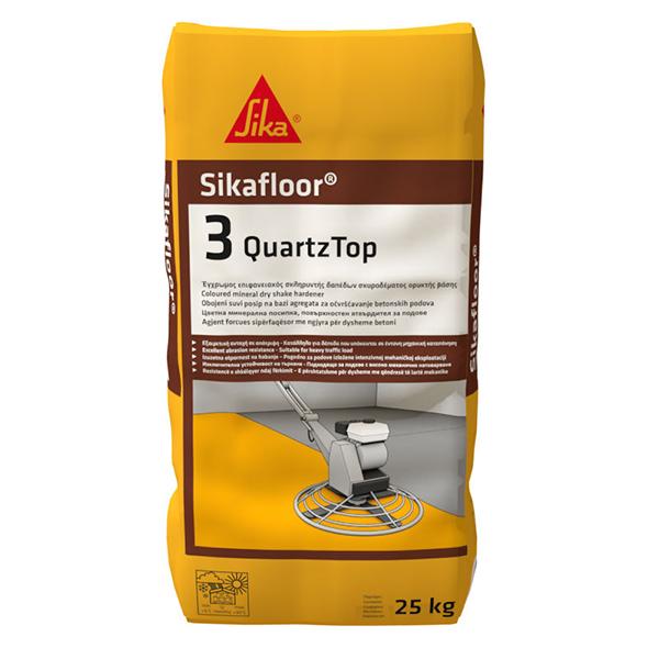 Sikafloor®-3 QuartzTop GR