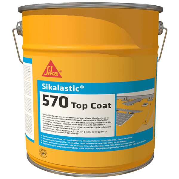 Sikalastic®-570 Top Coat